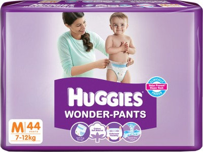 Buy Huggies Wonder-pants - Medium: Diaper