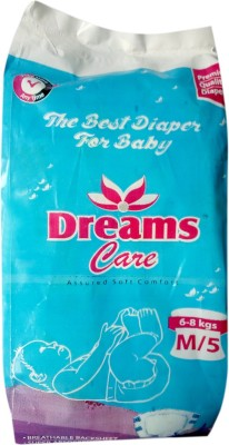 Dreams Care Cloth type - Medium (5 Pieces)