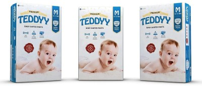 Teddy Diaper Pants - Medium (40 Pieces)
