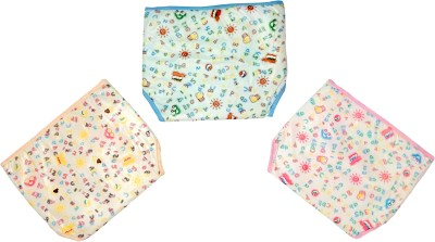 My Little Champ Cloth diaper - Medium (3 Pieces)