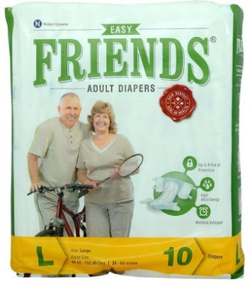 Friends Easy - Large (10 Pieces)