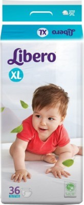 Khareedi Open Diapers - Extra-Large (36 Pieces)