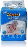 WYNDEL ADULT DIAPERS COMBO OF 4 PACKETS - EXTRA LARGE (40 Pieces)