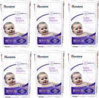 Himalaya Baby Diaper - Medium (6 Pieces)