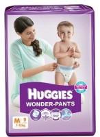Huggies Wonder-Pant M-9 - Medium (9 Pieces)