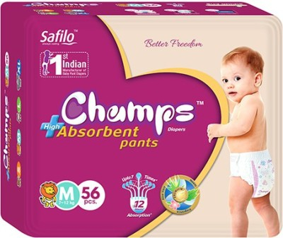 Champs High Absorbent Pants - Medium (56 Pieces)