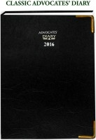 Bappco Classic A5 Diary Hard Bound (Assorted, Pack Of 10)