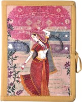 Pinnacle Women In Red Bahi Assorted Notebook Hand Sewn (Multicolor)