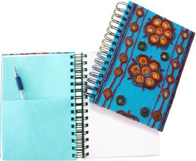 Buy Handpaper Handicraft Notebook Wire-O Bind: Diary Notebook