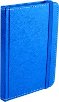 Ecoleatherette Handcrafted Cover Journal A6 Diary Hard Bound (Blue)