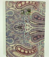 Asian Agencies Asian Textured Table Diary A6 Diary Hard Bound (coffee Brown Textured)