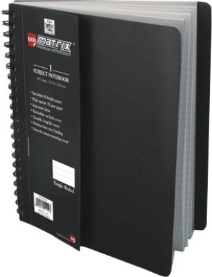 Buy Bilt A4 Notebook Spiral Bound: Diary Notebook