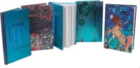 Aahum Stylish Note Book Set Of 5 A5 Notebook Hard Bound (Multicolor, Pack Of 5)