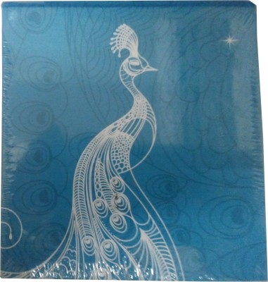 Buy Karunavan Animal Kingdom Peacock Jumbo Notepad Hard Bound: Diary Notebook