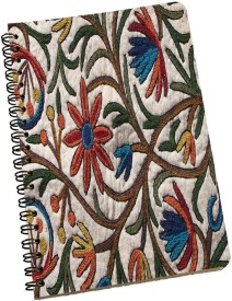 meSleep Floral 66 A5 Notebook Ring Bound