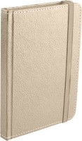 Ecoleatherette Handcrafted Cover Journal A6 Diary Hard Bound (Beige)
