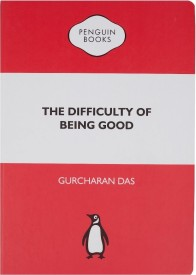 Buy Penguin The Difficulty of Being Good Diaries Hard Binding: Diary Notebook