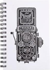 Digimandi Designer A5 Notebook Spiral Bound