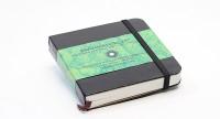 Brahma Professional Line - Water Color Assorted Notebook Hard Bound (Black)