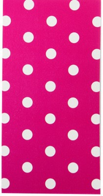 Buy 61c Polka Pad Notepad Non Spiral Soft Bound: Diary Notebook