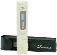 BalRama Digital TDS-3 Meter Water Purity Tester Thermometer (Ivory)