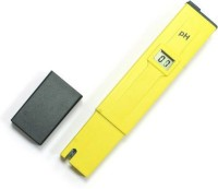 DivineXt DI-012 Digital LCD PH Meter Thermometer (Yellow)
