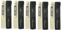 BalRama Digital TDS-3 Meter 5 Pcs Water Purity Tester Thermometer (Ivory)