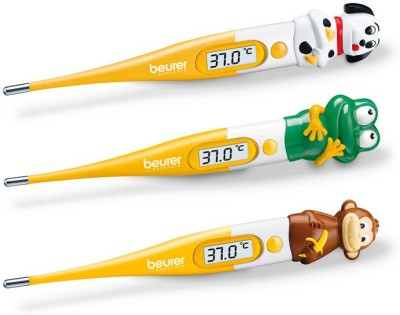 Beurer BY 11 Dog Bath Thermometer (Yellow, White, Brown)