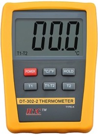 HTC DT-302-2 Thermometer Thermometer
