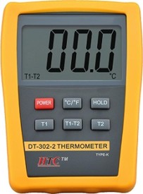 HTC DT-302-1 DT-302-2 Thermometer