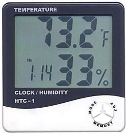 HTC HTC-1-2 Hygrometer Thermometer