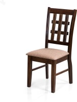 Royal Oak Solid Wood Dining Chair (Set Of 1, Finish Color - Honey Brown)