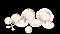 My Kitchen Pack Of 32 Dinner Set (Melamine) - DNSE62Q4KHEEV4RV
