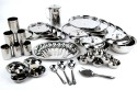 Sunline 51 Piece Dinner Set SE05 - Steel, Steel