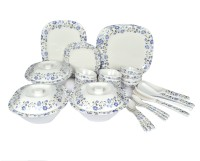 Homewell Pack Of 41 Dinner Set (Melamine)