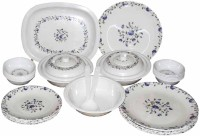 CTC Opal Pack Of 32 Dinner Set (Melamine) - DNSE5K7NAFG5W9F5