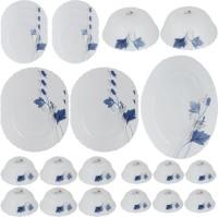 Larah Pack Of 27 Dinner Set (Ceramic)