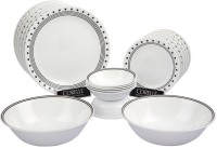 Corelle India Impressions Pack Of 20 Dinner Set (Glass)