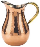 King Traders TULSI - Copper Jug Set Of 1pcs Dinner Set (Copper)