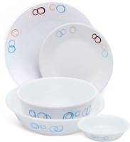 Corelle Livingware Pack Of 21 Dinner Set (Glass)