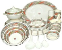 Sharif Melamine Pack Of 51 Dinner Set (Melamine) - DNSEEKFGJFMQCEZN