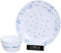 Corelle Bachelor Pack Of 4 Dinner Set (Glass)