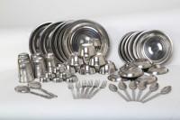 Scitek Pack Of 50 Dinner Set (Stainless Steel)