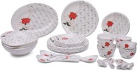 CookNook Winona Super Pack Of 40 Dinner Set (Melamine) - DNSE8NURAZHVSFKG