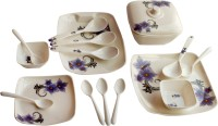 Raro Pack Of 41 Dinner Set (Melamine)