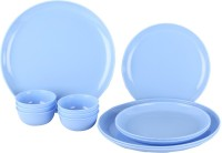 Shreya Impex Micro Dinner Set Pack Of 12 Dinner Set (Plastic)
