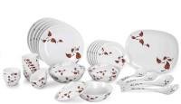 Borosil Pack Of 35 Dinner Set (Melamine) - DNSEYECUFKZVUKEU