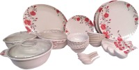 Shreem@ 2015 Pack Of 41 Dinner Set (Melamine)