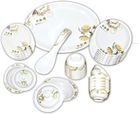 BrewingQ Ocean King Three Pack Of 40 Dinner Set (Melamine)