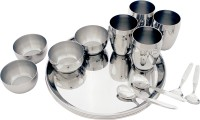 Kitchen Krafts Pack Of 16 Dinner Set (Stainless Steel) - DNSE6Y58W8QW7P35
